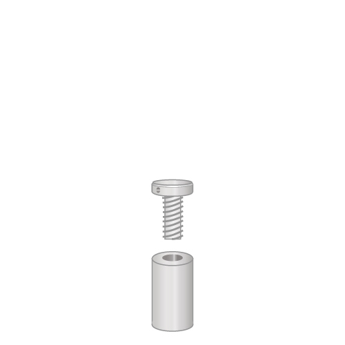 16mm diameter wall stud