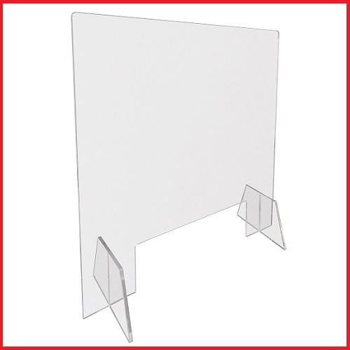 ST2: Flat pack protective screens in acrylic