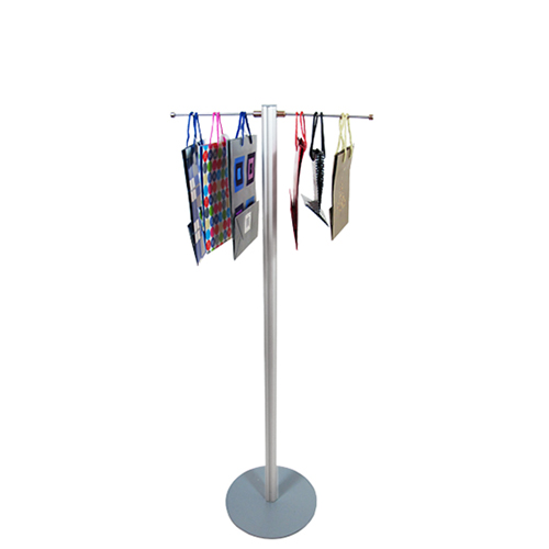 VF2B: 'Lite' carrier bag stands